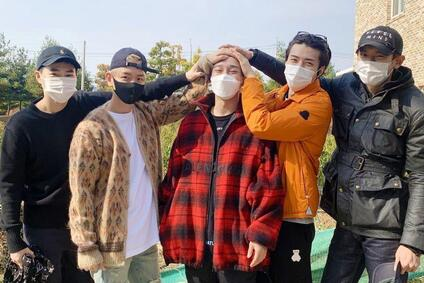 EXO Chen'i Askerlik Hizmetine Gönderdi
